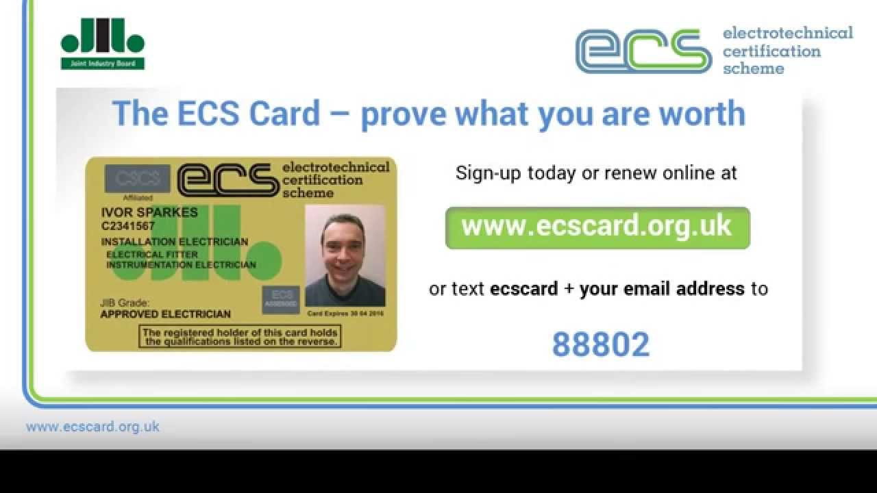 Jib prove youre worth it join 99000 electrical professionals jib prove youre worth it join 99000 electrical professionals who hold an ecs card 1betcityfo Image collections