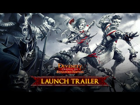 DIVINITY ORIGINAL SIN ENHANCED EDITION - CONSOLE LAUNCH TRAILER