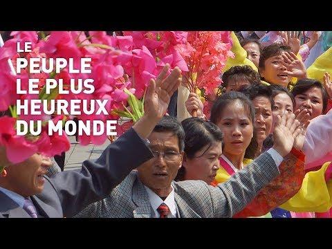 Corée du Nord : le peuple le plus heureux du monde