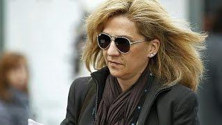 El juez Castro sienta en el banquillo a la infanta Cristina por delito fiscal