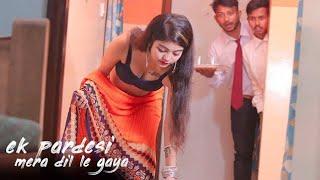 Ek Pardesi Mera Dil Le Gaya || (Remix) Hot Video || Hot Love Story || SBA Creation