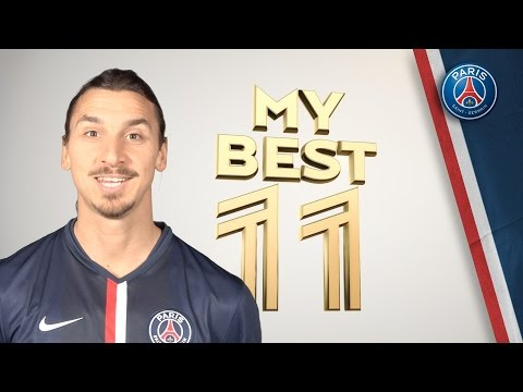 MY DREAM TEAM by Zlatan Ibrahimovic