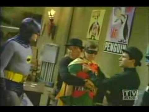 Batman (1966): Fight Scenes-Season 2 (Pt.1)