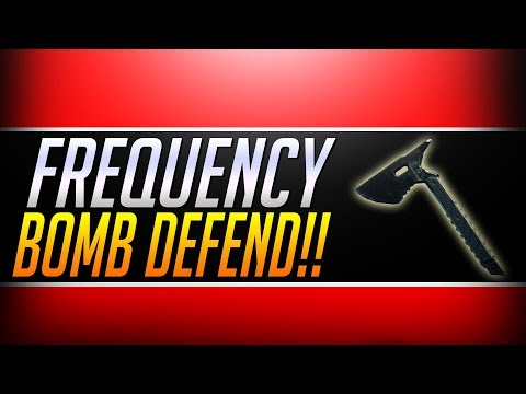 Frequency Black Ops 4 Combat Axe Bomb Defend [NoKillcam]