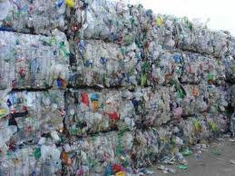 Crores turnover from recycling of waste material tv5 for Waste material video