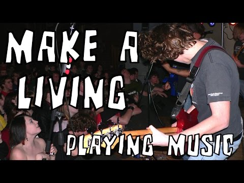 Top 5 Ways To Make Money Playing Music