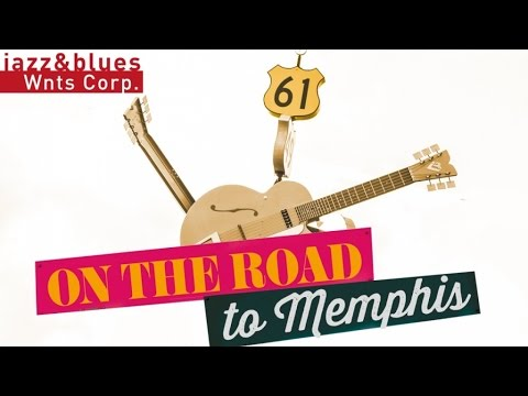 Memphis Tennessee, The Blues - On The Road To Memphis