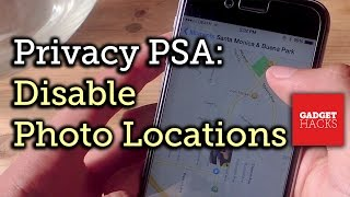 Protect Your Privacy: Remove Location Data from Your iPhone Photos [How-To]
