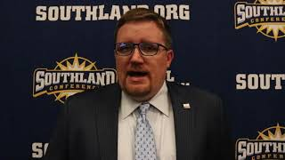 Coach Mark Slessinger Previews 2018-19 at Southland Media Day