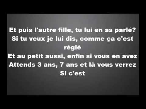 Paroles de formidable