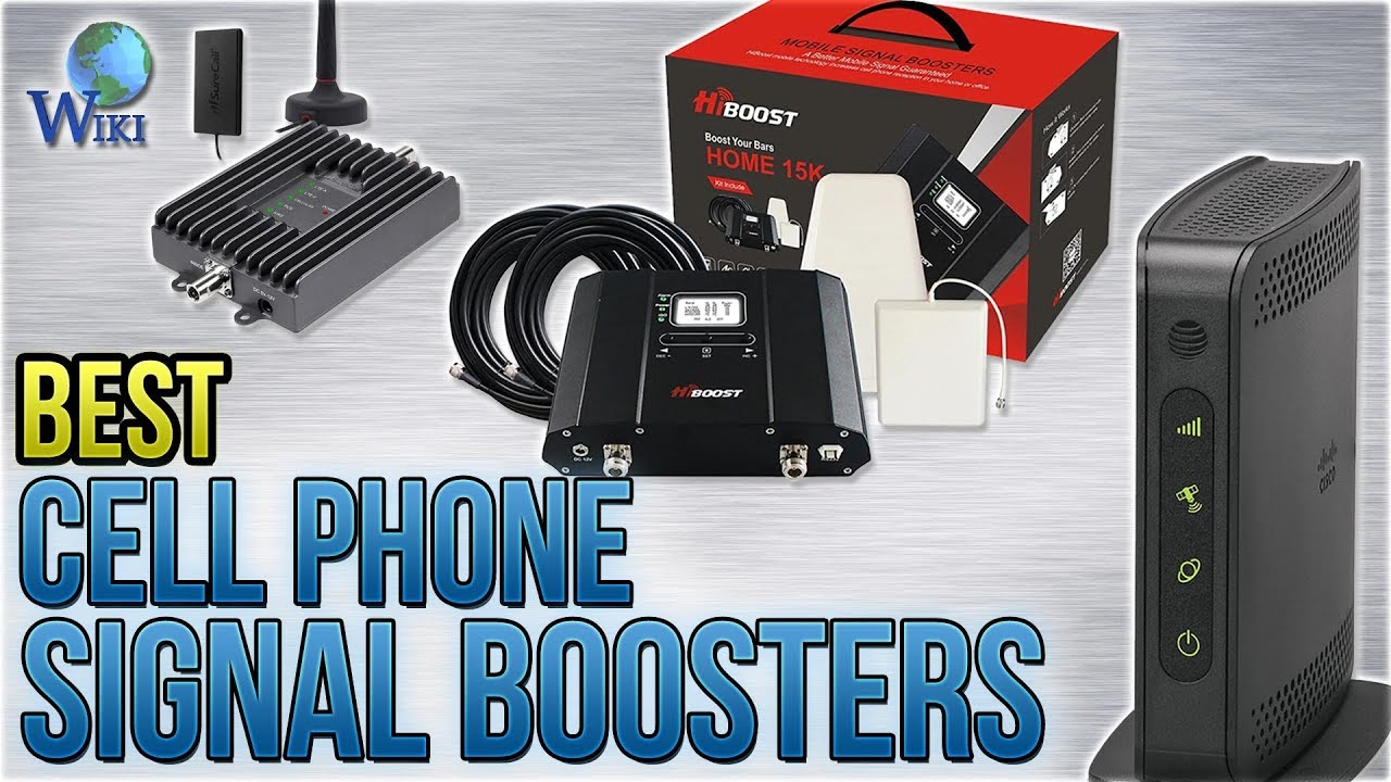 10 best cell phone signal boosters 2018 youtube. Black Bedroom Furniture Sets. Home Design Ideas