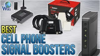 10 Best Cell Phone Signal Boosters 2018