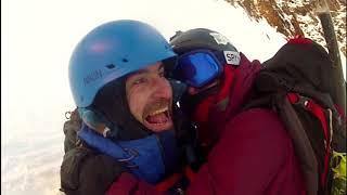 Monte Beban +1320 msnm, 3 dias , 2 noches,  en Ski y Splitboard - Tierra del Fuego -