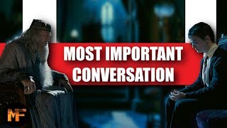 The Most Important Conversation in Harry Potter... (Video Essay)