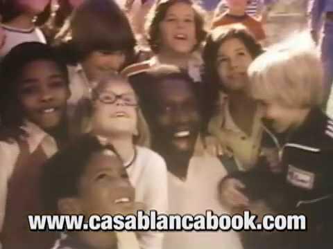 "Meadowlark Lemon-1979 Music Video for ""My Kids""-Harlem Globetrotters/Casablanca Records"