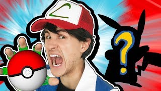 One of AnthonyPadilla's most viewed videos: Pokémon by myself