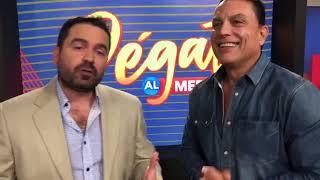 Osvaldo Rios en breve entrevista