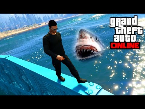 EXTREME WATER PARKOUR - GTA 5 ONLINE