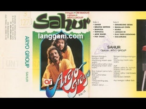 SAHUR-ARYO GROUP-1986
