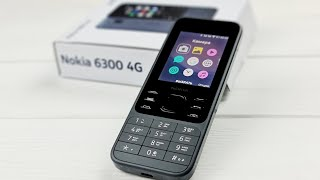 Nokia 6300 4G возвращение в никуда