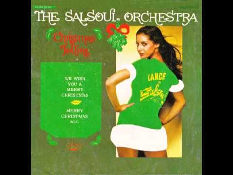 """Salsoul Orchestra – """"Merry Christmas All"""" (Salsoul) 1976"""