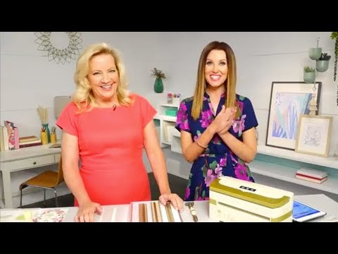How to Make DIY Stationery with Anna Griffin | HSN