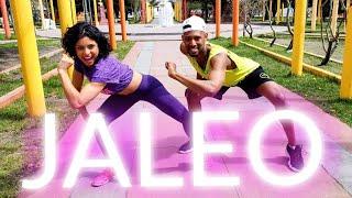 'JALEO'  Zumba Zin 78 | Nicky Jam ft. Steve Aoki | Natalia Couto y Edgar Wayy Video