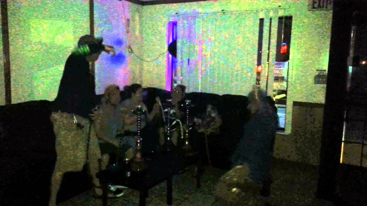 Harlem Shake At Hookahs Lounge Virginia