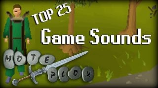 Top 25 Recognizable RuneScape Game Sounds