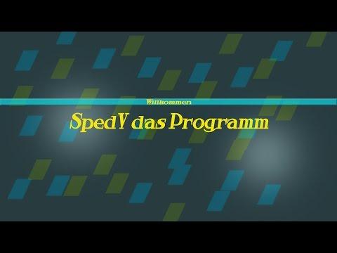 Das Speditions Verwaltungsprogramm SpedV