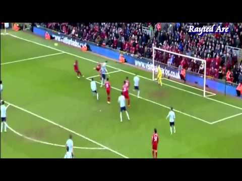 Alex Song vs Liverpool (Jan 31st 2015)