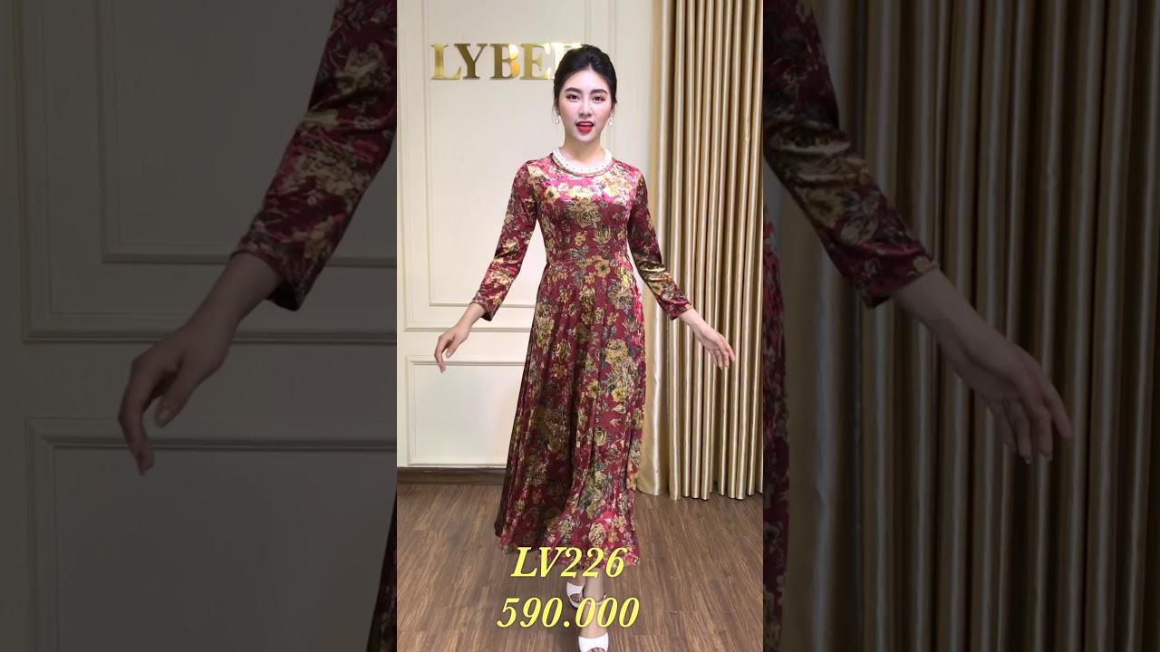 Đầm đẹp quý bà trung niên giá 590k | Tổng hợp những nội dung liên quan thời trang trung niên hà nội mới cập nhật