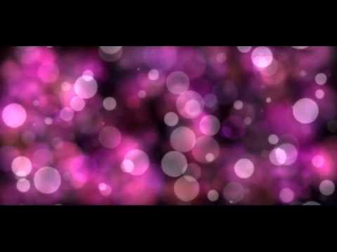 Free Download Background Video Clip Motion Graphic - Pink Bokeh HD 60fps