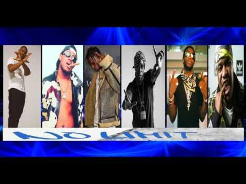 Usher - No Limit Remix ft Master P, Travis Scott, 2 Chainz, Gucci Mane & Asap Ferg