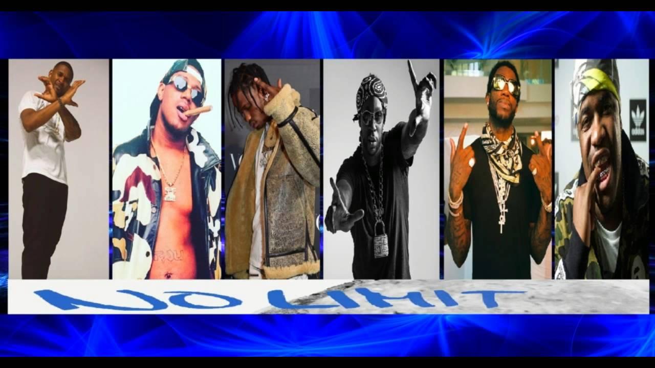 Download Usher - No Limit Remix ft Master P, Travis Scott, 2 Chainz, Gucci Mane & Asap Ferg