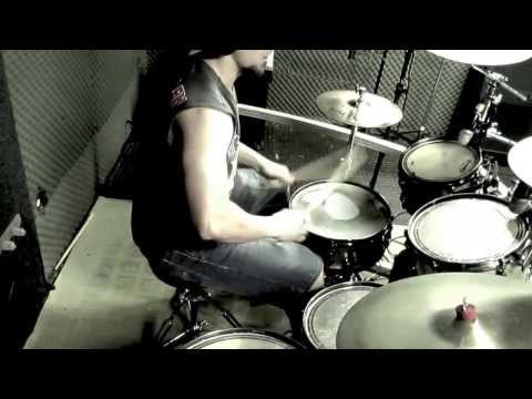 Amon Amarth - Valhall awaits me (DRUM COVER)