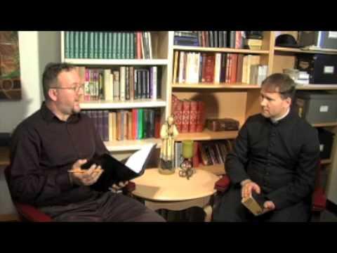 New Interview Part I Fr. James Fryar FSSP
