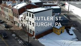 4749 Butler St. Pittsburgh, PA - For Sale