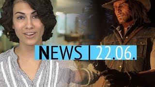 Red Dead Redemption 2 für den PC - Spiele-Streaming auf dem Vormarsch - News