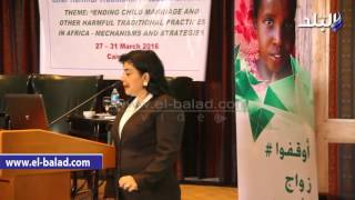بالفيديو والصور.. القومى للطفولة: نسعى للقضاء على أسباب الزواج المبكر للفتيات