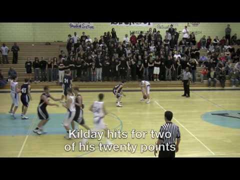 2009 Washington and Lee vs Yorktown Basketball Highlights
