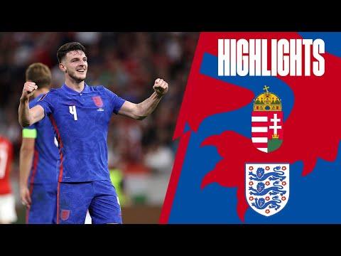 Hungary 0-4 England