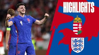 Hungary 0 4 England Three Lions Clinical In Budapest World Cup 2022 Qualifiers Highlights