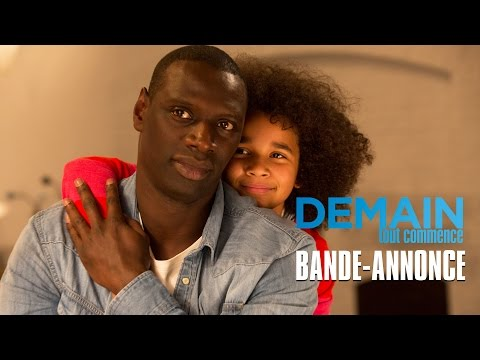 DEMAIN TOUT COMMENCE avec Omar Sy - Bande-Annonce