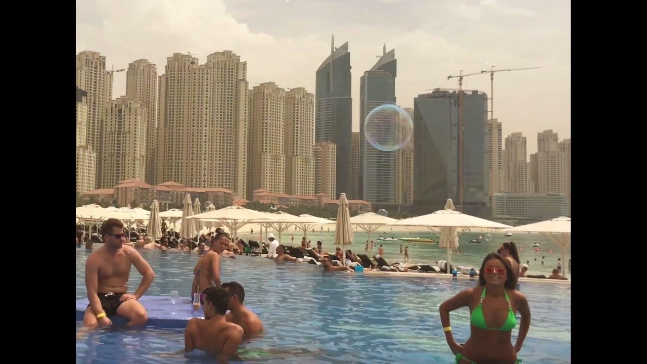 Dubai 4k zero gravity jumeirah al qasr brunch - Gravity movie 4k ...