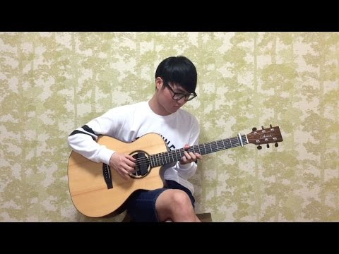 (Adam Levine) Lost Stars - Steve Lee [Fingerstyle Cover]