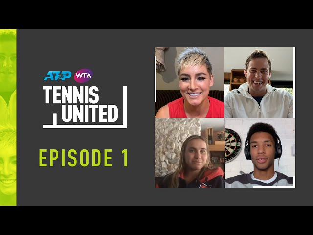 Tennis United | Episode One