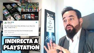 Xbox Lanza una INDIRECTA a PlayStation Classic y MEGADRIVE MINI se RETRASA