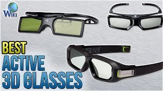 10 Best Active 3D Glasses 2018