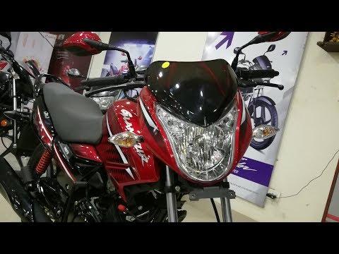 Hero glamour 125 BS4 model